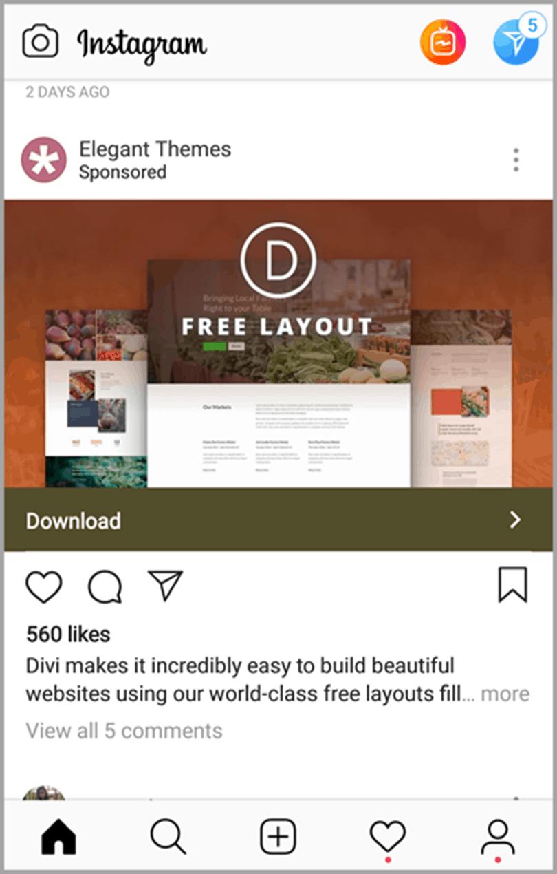 start marketing in instagram for ecommerce business