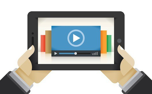 video marketing large